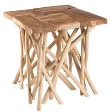 Tables design au meilleur prix, Table d'appoint carrée CLARA   Inside75