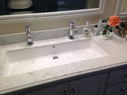 sinks awesome trough sink bathroom small with two faucets sinks awesome trough sink bathroom small with two faucets