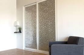 sliding closet doors layered glass