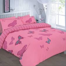 qc pink duvet cover set