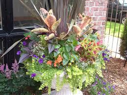 Container Garden Design Simple Inspiration