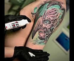 заживление тату или как правильно ухаживать за татуировкой статьи