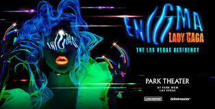 Lady Gaga Las Vegas Seating Chart Lady Gaga Enigma