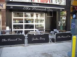 glass garage doors restaurant. Glass Garage Doors For Your New York City Restaurant Or Storefront
