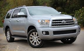 2016 Toyota Sequoia Test – Review – Car and Driver