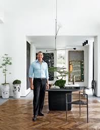 Miami Interior Design Style Inside Baseball Star Alex Rodriguezs Midcentury Inspired
