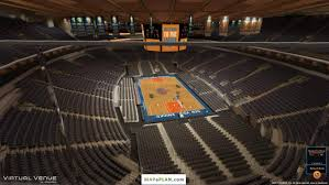 madison square garden seating chart view from west balcony section 19