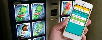 Portable Vending Machines Stunning LikeUs Network Vending Machine Mobile Payments Turning Every