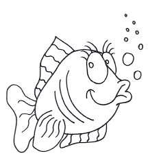 Small Picture designjoboomah fish to color coloring pages for kids sketch fish