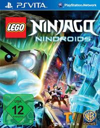 Lego Ninjago - Nindroids (PS Vita)