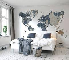 picture wall 0 interesting original wall decor ideas world map picture wall clock diy