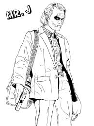 Small Picture joker coloring pages coloring Pages Pinterest Joker