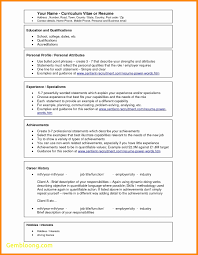Resume Template Microsoft Word 2010 Lovely Job Resume Templates
