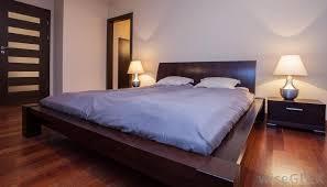 Rustic Platform Storage Bed Queen — Modern Storage Twin Bed Design