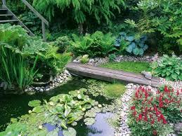 garden materials. Bridging The Pond Garden Materials I