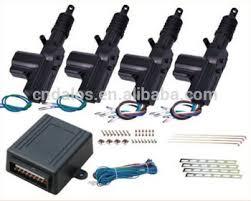 china car central locking system car door lock actuator remote control for car door lock