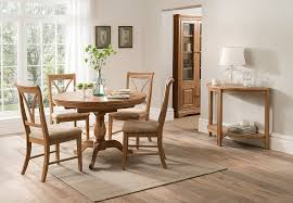miranda extending round dining table vine mill furniture