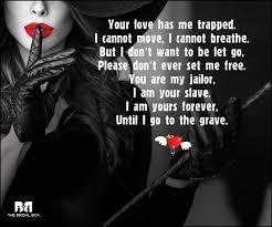 dark love poems 15 compelling reasons