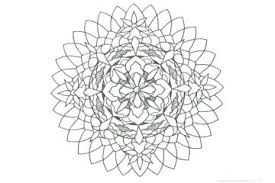 曼荼羅ぬりえ 私たちは美しい曼荼羅アートの世界で生きている