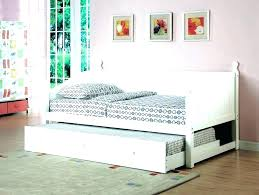 white wood daybed with trundle wooden daybeds solid for uk