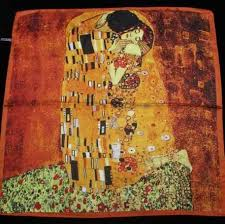 <b>55cm</b>*<b>55cm 2018 New</b> Arrival Women Klimt oil painting kiss <b>Design</b> ...