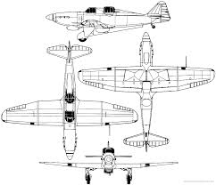 Blueprintish picture links in spoiler below spoiler the blueprints blueprints depot modernplanes modern bm bz boulton paul defiant mki