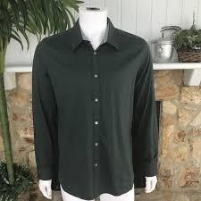 Ted Baker London Men S Size Chart Ted Baker London Dotted Long Sleeve Dress Shirt 5
