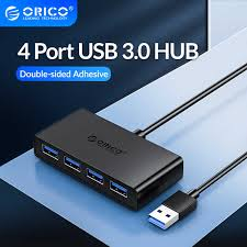 <b>ORICO</b> High Speed 7 <b>Ports</b> USB 3.0 HUB With Type C Power ...