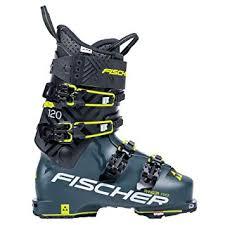 Amazon Com Fischer Ranger Free 120 Alpine Ski Boot