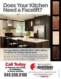Kitchen Cabinet Refacing San Diego Fascinating 48 Day Kitchens 48 Photos 448 Reviews Kitchen Bath 248121 La