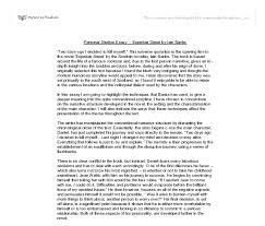 essay on life experiences narrative essay on life experiences