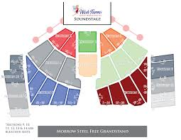 Strawberry Festival Seating Chart