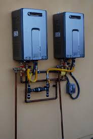outdoor electric instant hot water heater designs