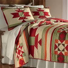 Southwestern Patchwork Quilt / Southwestern Blanket Quilt -- Orvis UK & Southwestern Blanket Quilt Adamdwight.com