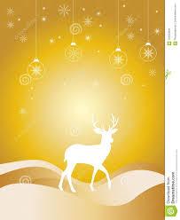 Winter Christmas Reindeer Snowflakes ...