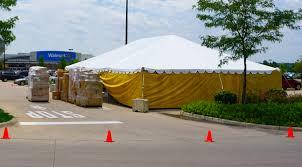 Walmart Cedar Rapids Iowa Fireworks Stand Tent At Walmart Supercenter In Iowa City Ia