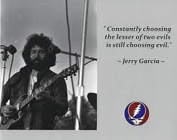 Jerry Garcia Quotes Classy Jerry Garcia Poster Etsy