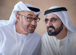 الإماراتيون يحتفلون بعيد الميلاد الـ 58 للشيخ «محمد بن زايد آل نهيان»