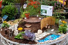 Small Picture Delighful Fairy Garden Ideas Diy How To Make A Throughout Decorating