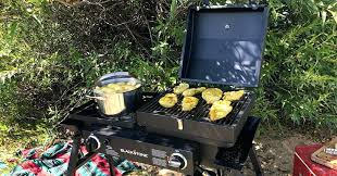 gas grill and griddle combo srage sve outdoor gourmet triton