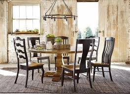 Benchmade Tavern Table by Bassett Furniture dining tables