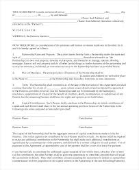 Contract Between Business Partners – Pitikih
