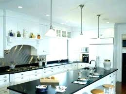 best height for pendant lights over kitchen island to hang above hanging attractive