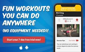 bodyweight workout for beginners 20