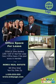 office space for lease flyer office space for lease template postermywall