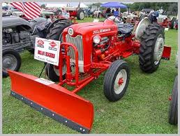 change history 39 64 ford tractors the 601 workmaster series tractor