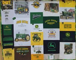 T Shirt Quilts & John Deere tshirt quilt Adamdwight.com