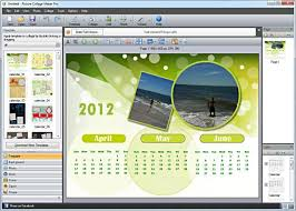 college calendar maker picture collage maker pro 3 review rating pcmag com