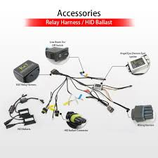 kawasaki z750 hid led projector headlight assembly 2007 2010 2001 Volvo S40 Headlight Wiring Harness at Z750s Headlight Wiring Harness