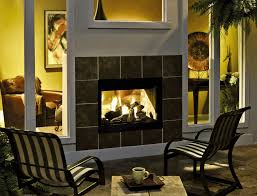 heat glo twilight ii outdoor fireplace